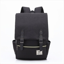 Preppy Style Casual Unisex Oxford School Backpack Rucksack