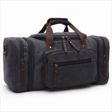 Unisex Canvas Duffle Bags Large Travel Bag