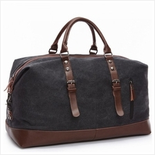 Canvas Travel Bag Gym Duffel Camping Bag