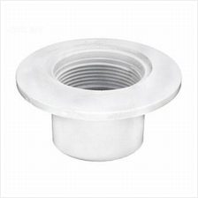 Vacuum Point Fitting C/W Cover - Non Threaded for Swimming Pool & Spa