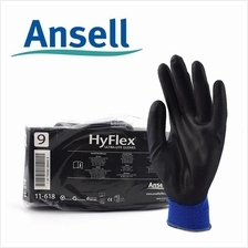 Safety Gloves - Ansell HyFlex 11-618