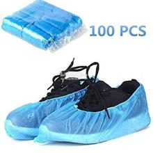 Disposable Shoe Cover - Comfortable & Durable /waterproof 100pcs/pack