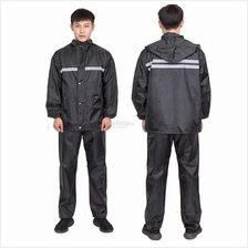 Safety Rain Suit-  for motorcycle Rain Suit- 2pcs set (High Quality)