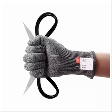 Safety Gloves- Cut Resistance & Level 5 Protection