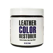 [From USA]Leather Hero Leather Color Restorer  & Dauber Kit- Repairs Renew