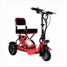 3 Wheeled Electric Motorised Wheelchair Scooter for Elderly, OKU or Di