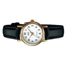Casio Ladies Analog Leather Dress Watch LTP-1095Q-7B
