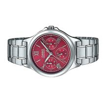 Casio Ladies Multi Hands Dress Watch LTP-V300D-4A2UDF