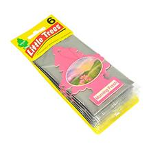 [From USA]LITTLE TREES Car Air Freshener | Hanging Paper Tree for Home or Car