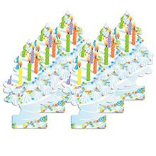 [From USA]Little Trees Car Air Freshener 6-Pack (Celebrate)