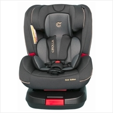 Crolla\u2122 S+ ISOFIX (Safety  & Comfortable) | Gold Edition - 30% OFF!!)
