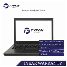 Lenovo Thinkpad T440 4GB RAM 120GB SSD i5 Laptop (Refurbished)