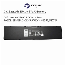 Dell Latitude E7440 E7450 Compatible Laptop Battery 34GKR 3RNFD 0909H5