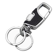 Interior Accessories Ruth&Boaz Cubic Stainless steel Key Chain Wallet Chain