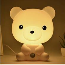 Rechargeable Cute Night Sleeping Lamp