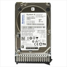 "00NA242 - IBM 600GB 10K RPM SAS 12G 2.5"" HOT SWAP G3 512E HDD (NEW)"