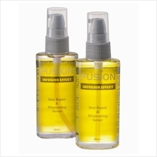60ml Fusion Hair Repair & Illuminating Serum