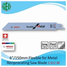 BOSCH S 922 BF Flexible for Metal Reciprocating Saw Blade (1-Piece)