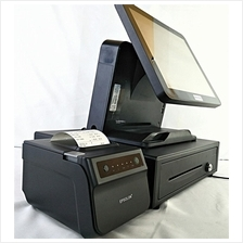"POS System -TP1508GT  15"" AIO Touch POS System with POS Software"