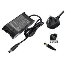 Adapter for DELL PA2E PA-12 PA-1650-05D2 19.5V 3.34A 7.4*5.0mm