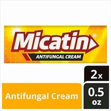 [From USA]Micatin Antifungal Cream with Miconazole Nitrate 2% Clinically Prove