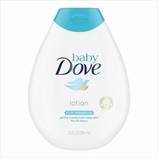 [From USA]Dove Baby Lotion Rich Moisture 13 Ounce Each (10)