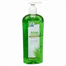 [From USA]Quality Choice Aloe Vera Gel Cool  & Soothes 16 Ounces Each (2)