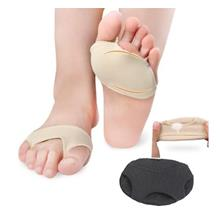 Foot Toe Pads Forefoot Insoles Support Nude