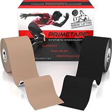 [From USA]Nordic Lifting Kinesiology Tape (2-Pack) PrimeTape - Pro Sports  &am