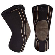 [From USA]Thx4 Copper Sports Compression Knee Brace for Joint Pain and Arthrit