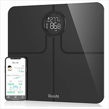 [From USA]Rollifit Smart Body Fat Scale Digital Bathroom Weight Scale Sync Com