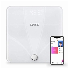 [From USA]MATCC Bluetooth Body Fat Scales Digital Bathroom Weight Scale for Hi