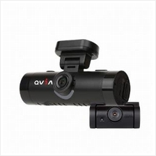 QVIA AR790 CAR DUAL CAMERA FULL HD 1080P BUILT-IN WIFI DIGITAL CAMCORDER