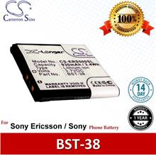 Original CS Phone Battery ERS500SL Sony Ericsson W760C W760i W902 W995