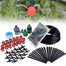 [FromUSA]MIXC 1/4-inch Drip Irrigation Kits Plant Watering System Accessories