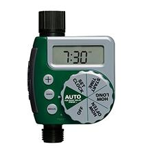 [FromUSA]Orbit 62061Z 1-Outlet Programmable Hose Faucet Timer Green