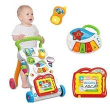 Baby Toddler Push Music Walker education learning toy toys gift