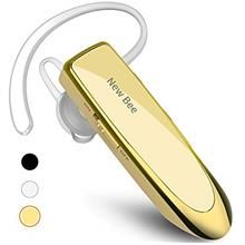 [From USA]New bee Bluetooth Earpiece Wireless Handsfree Headset 24 Hrs Driving