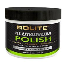 [From USA]Rolite Aluminum Polish (1lb) for All Aluminum  & Bare Metal Surf