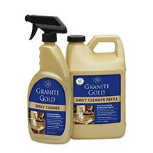 [From USA]Granite Gold Daily Cleaner Spray And Refill Value Pack - Streak-Free