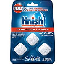 [From USA]Finish In-Wash Dishwasher Cleaner: Clean Hidden Grease  & Grime