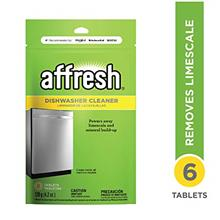 [From USA]Affresh W10282479 Dishwasher Cleaner 1 Pack Yellow