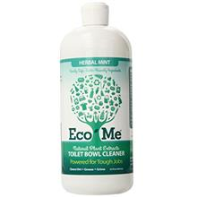 [From USA]Eco Me Natural Powerful Deep Cleaning Toilet Bowl Cleaner Healthy He