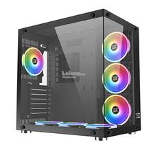 # XIGMATEK Aquarius Plus Mid Tower Tempered Glass Chassis #