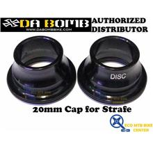 DA BOMB Optional Side Cap - 20mm Axle Adaptor for Strafe