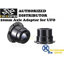 DA BOMB Optional Side Cap - 20mm Axle Adaptor for UFO