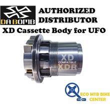 DA BOMB Optional Side Cap - XD (Sram) Cassette Body for UFO