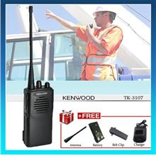 [Import] Kenwood 🔥 TK-3107 Walkie Talkie 5W UHF Transceiver tk3107