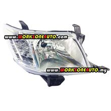 Toyota Hilux Vigo KUN26 2012 Head Lamp Left Hand Genuine Original