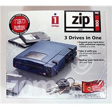 [From USA]Iomega 100MB External SCSI Zip Drive